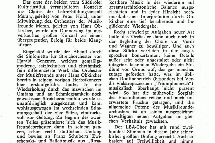 Rezension Dolomiten 27.05.1969 (1)