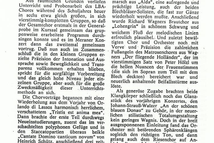 Rezension Dolomiten 27.05.1969 (2)