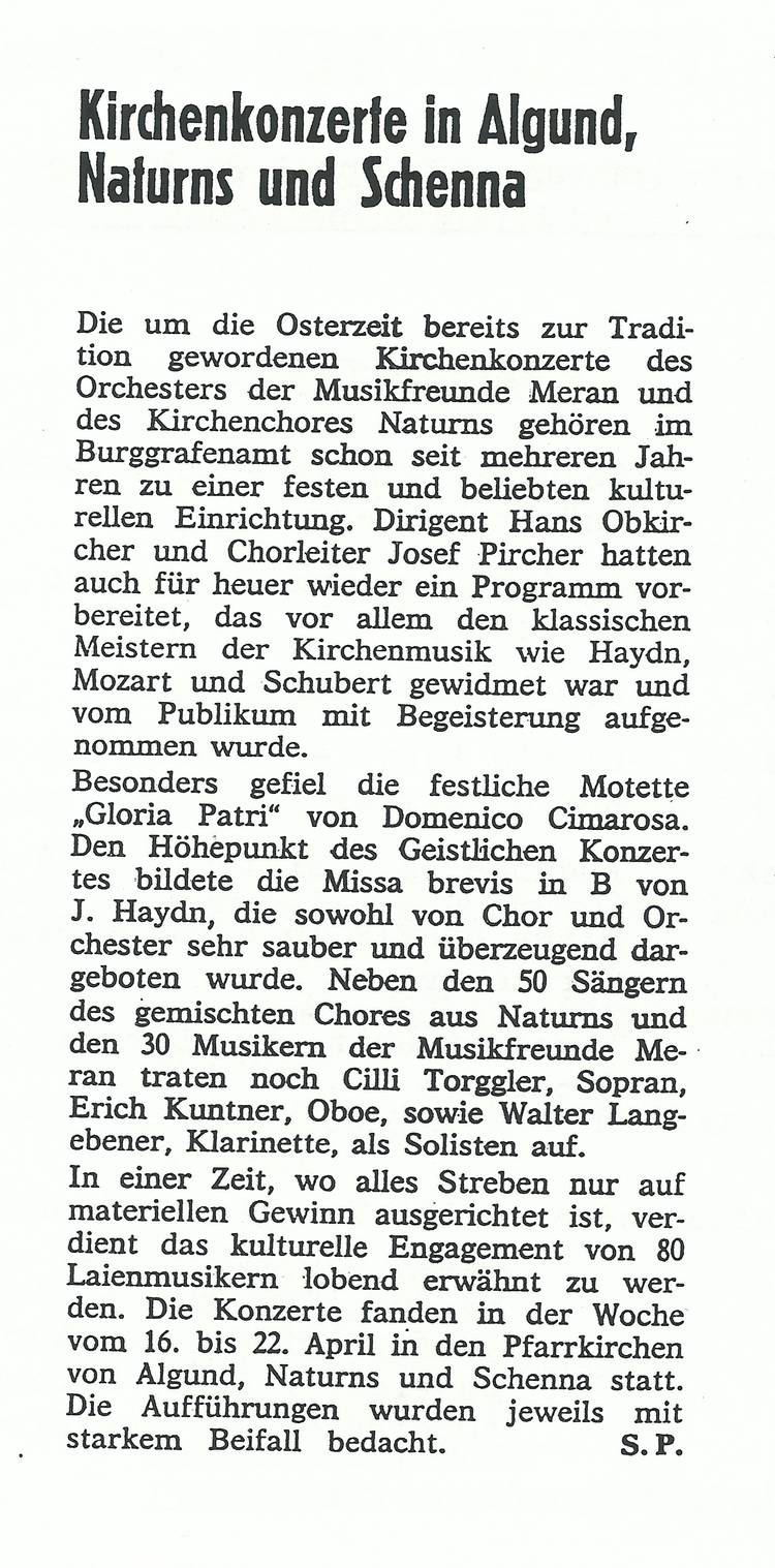 Rezension Tiroler Volkskultur September 1979
